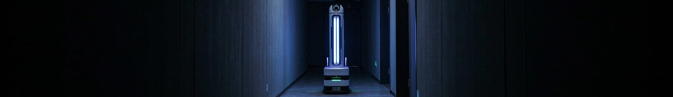 YouIbot : Raced to Develop Virus-Fighting Robotic Equipment in Two Weeks